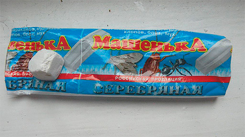 На фото: Мелок Машенька