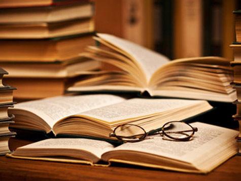 На фото: книги
